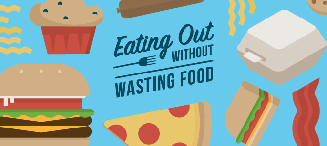 Eating Out Without Wasting Food