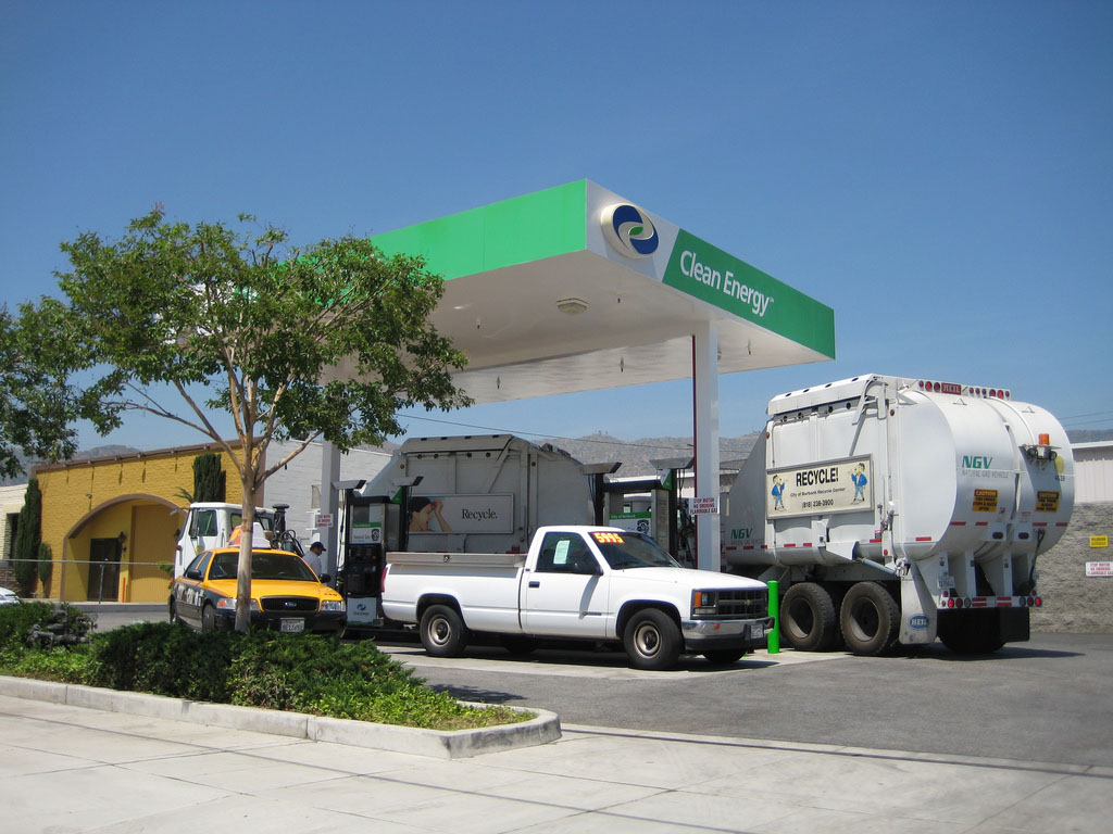 Natural Gas Vehicles or Electric Vehicles