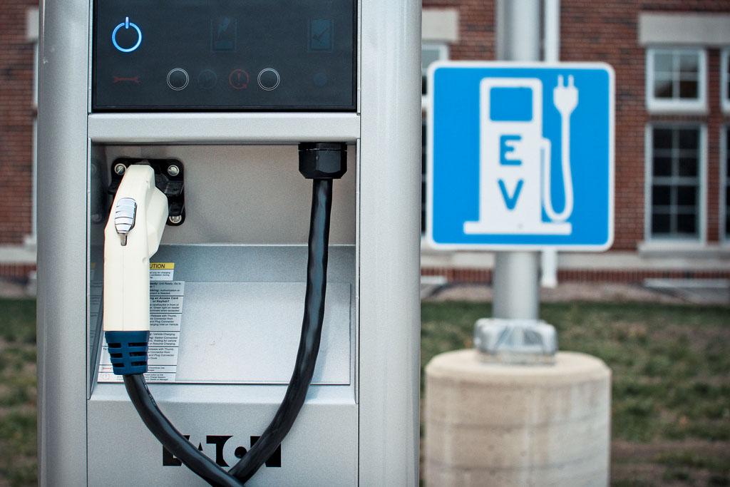 New Work Perk: EV-Charging Stations