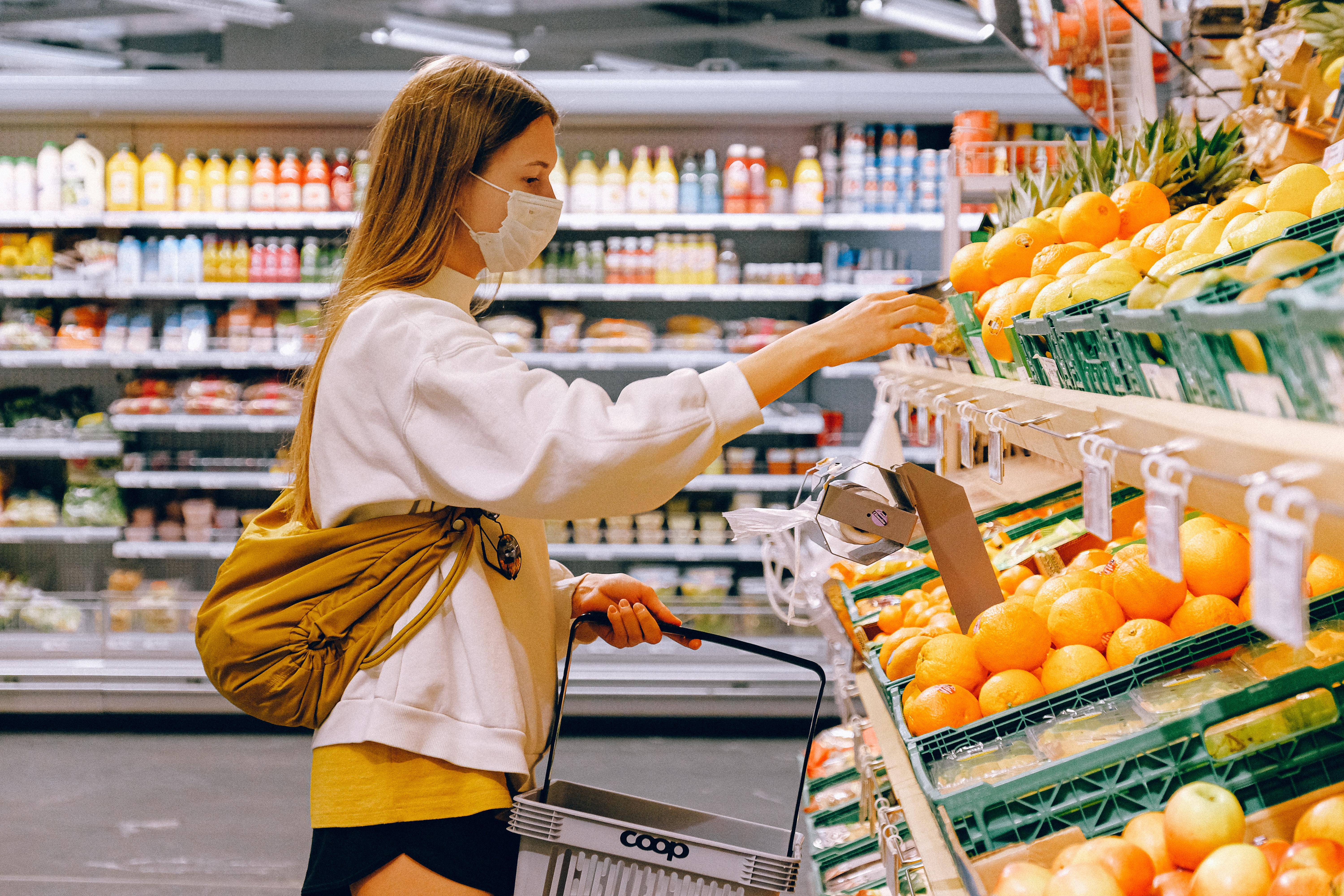 Online Grocery Shopping the Sustainable Way