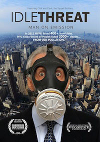 Idle Threat: Man on Emission DVD Cover