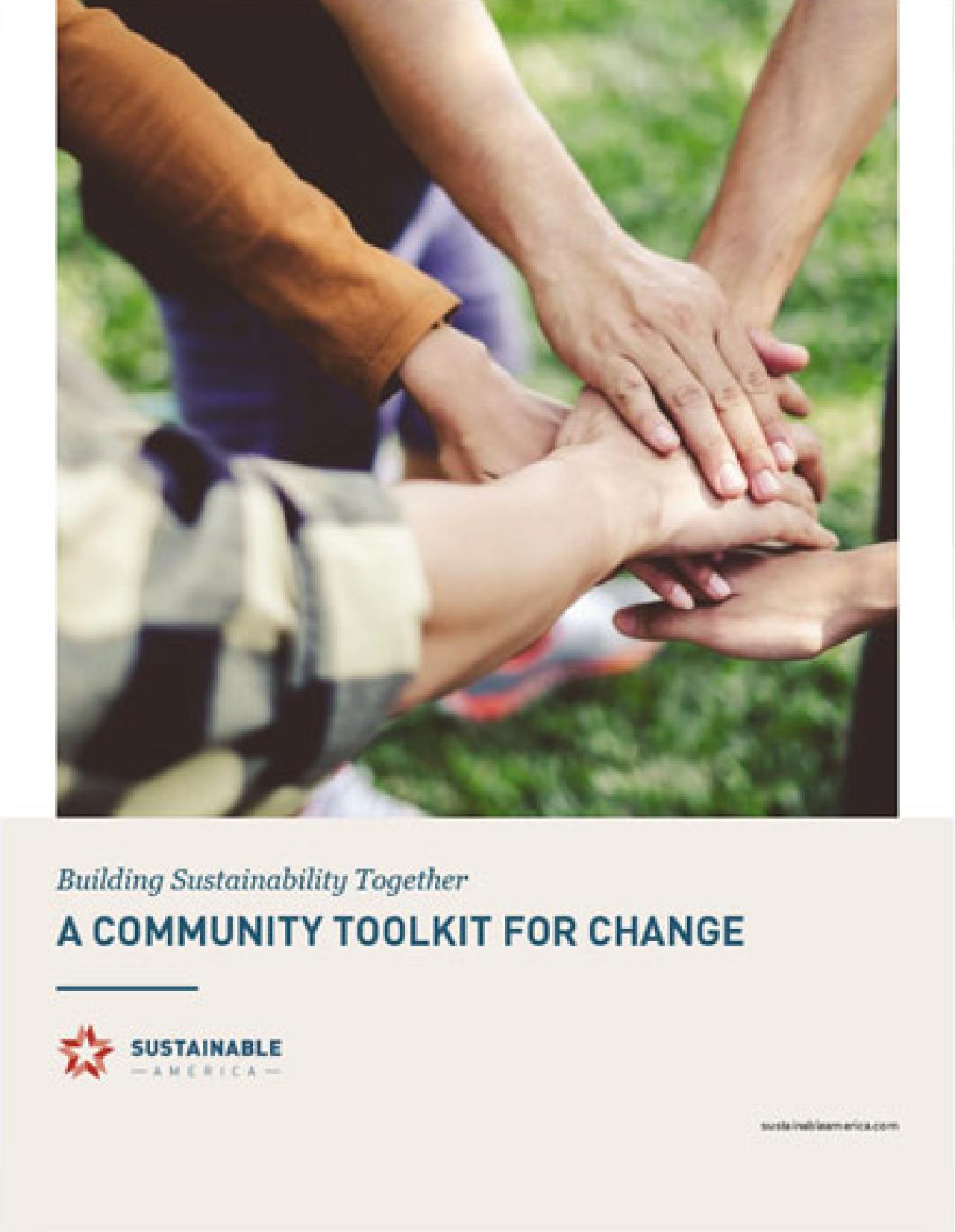 Sustainable Ideas For Communities Toolkit