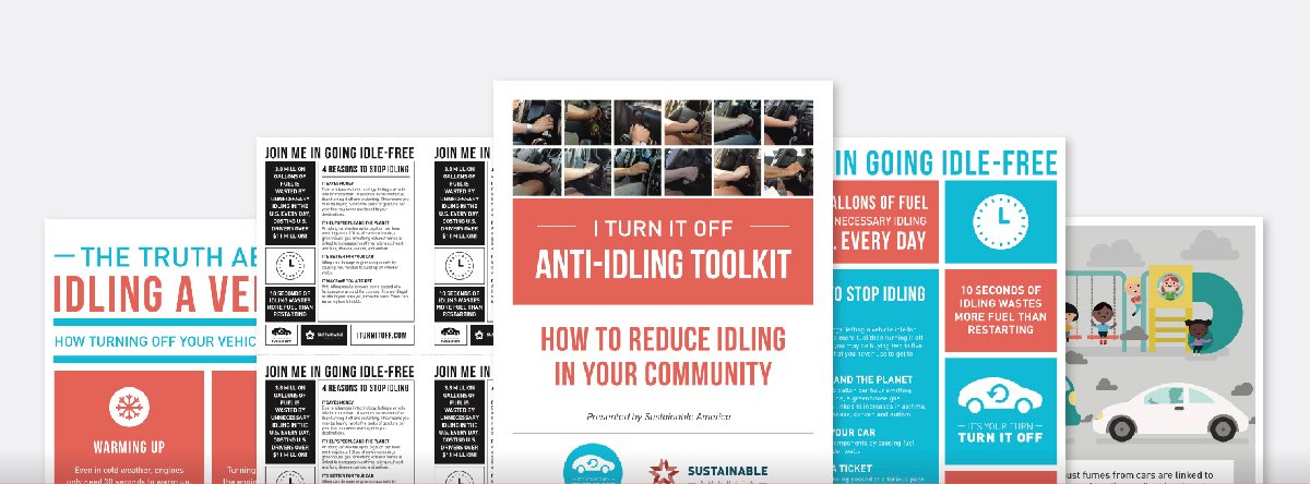 New Anti-Idling Toolkit: Take Action in Your Community