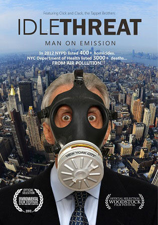 Idle Threat Man on Emission film