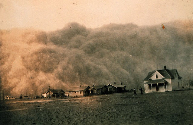 """""""The Dust Bowl"""""""