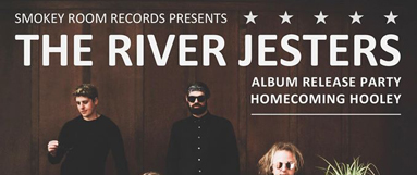 The River Jesters Homecoming poster