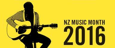 Nook & Cranny Music Festival poster