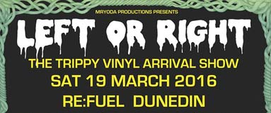 Left Or Right Vinyl Release Show poster