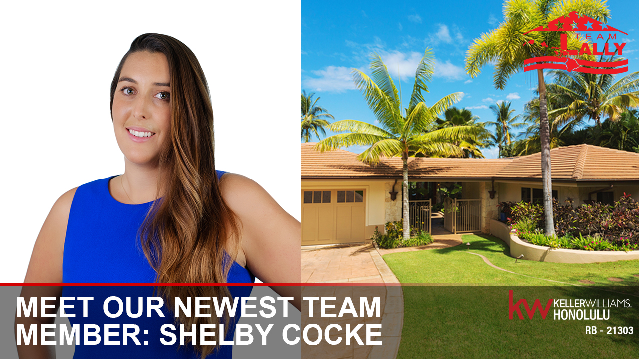 Why Did Our Newest Agent Choose Team Lally?