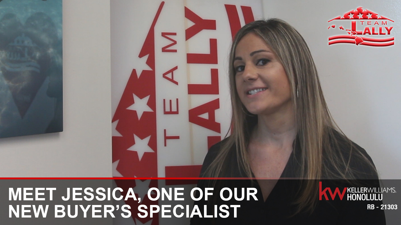 Introducing One of Our New Buyer's Specialists: Jessica