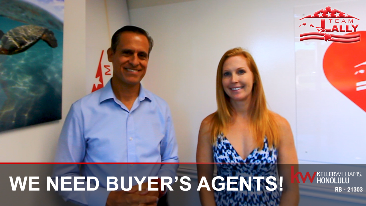 Are You the Buyer's Agent Our Team Is Looking for?