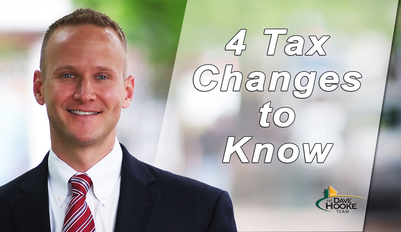 4 Tax Changes for Homeowners to Know