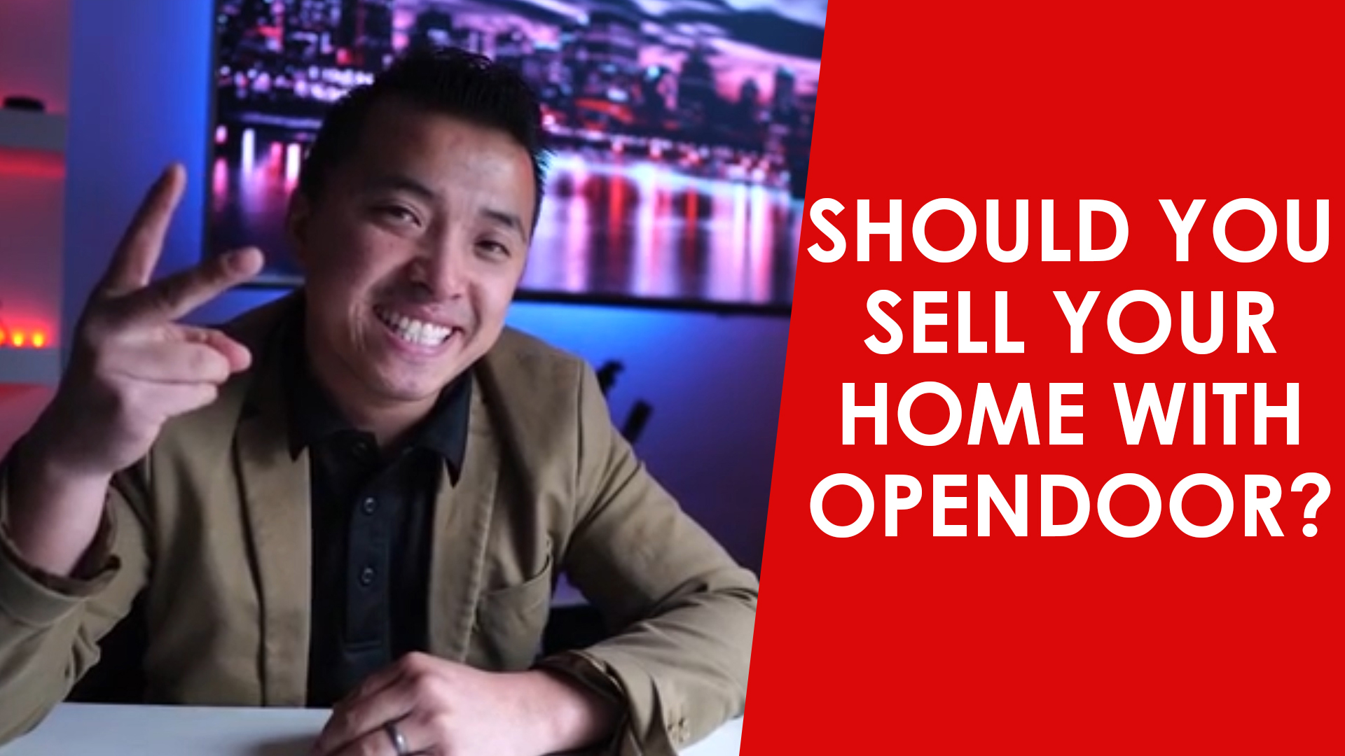 Selling Through OpenDoor vs. Selling the Traditional Way