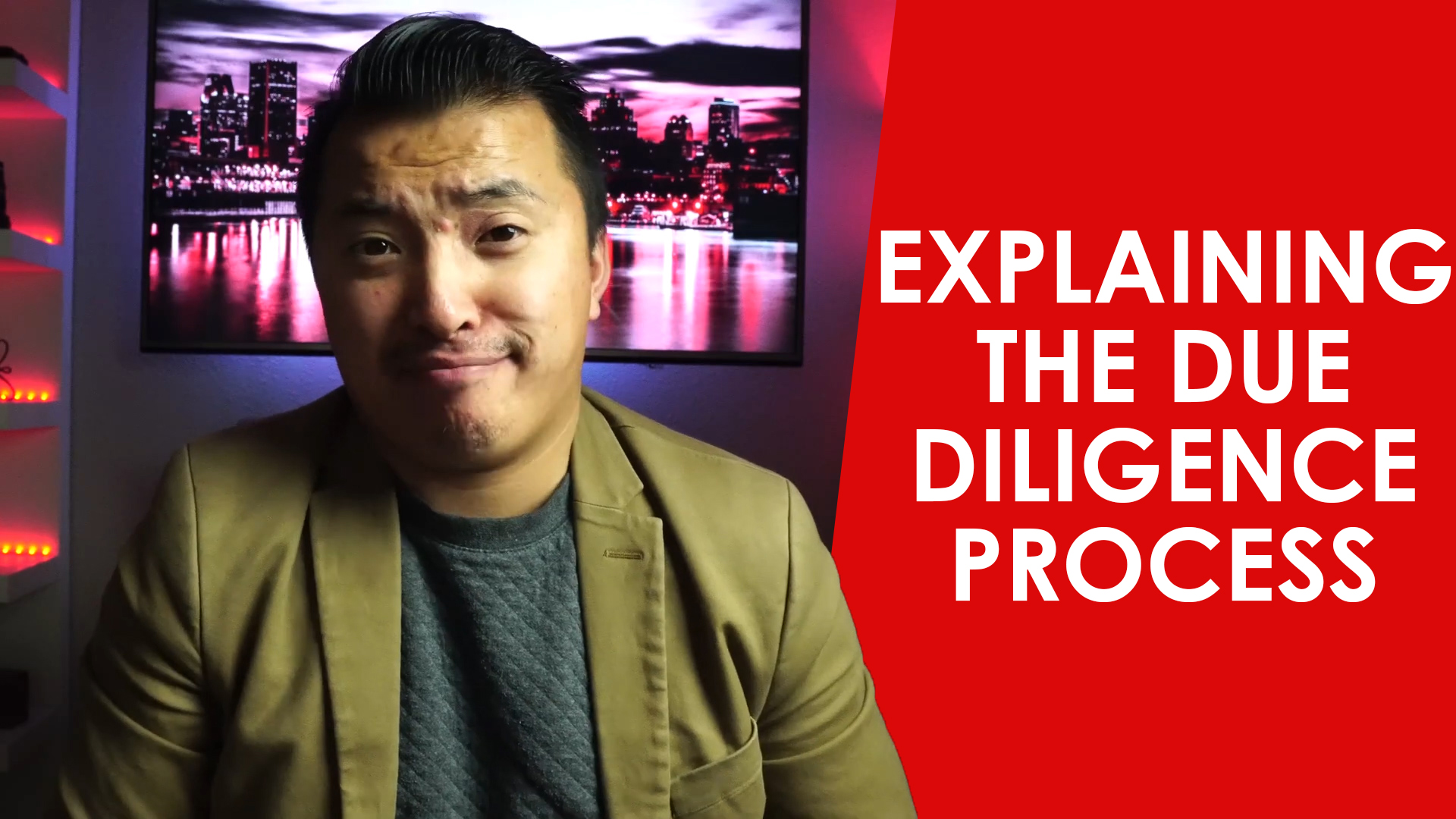 What You Need to Know About the Due Diligence Process
