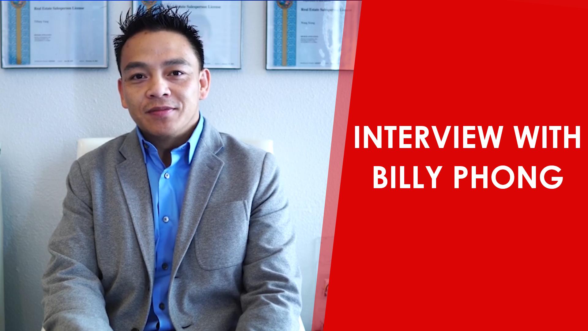 Spotlighting Billy Phong, Head of the HP Real Estate Team