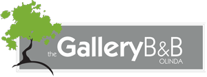 The Gallery B&B Olinda Logo