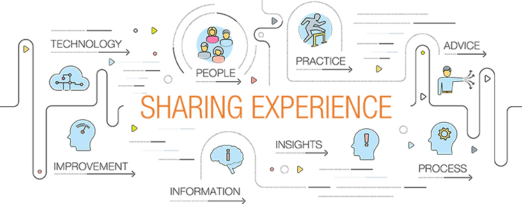 The Power of Sharing Experience image