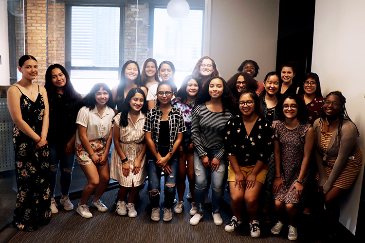 inSTEM Luncheon Celebrates Mentors and Program's Sixth Year image