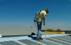 >Commercial Roof Coatings