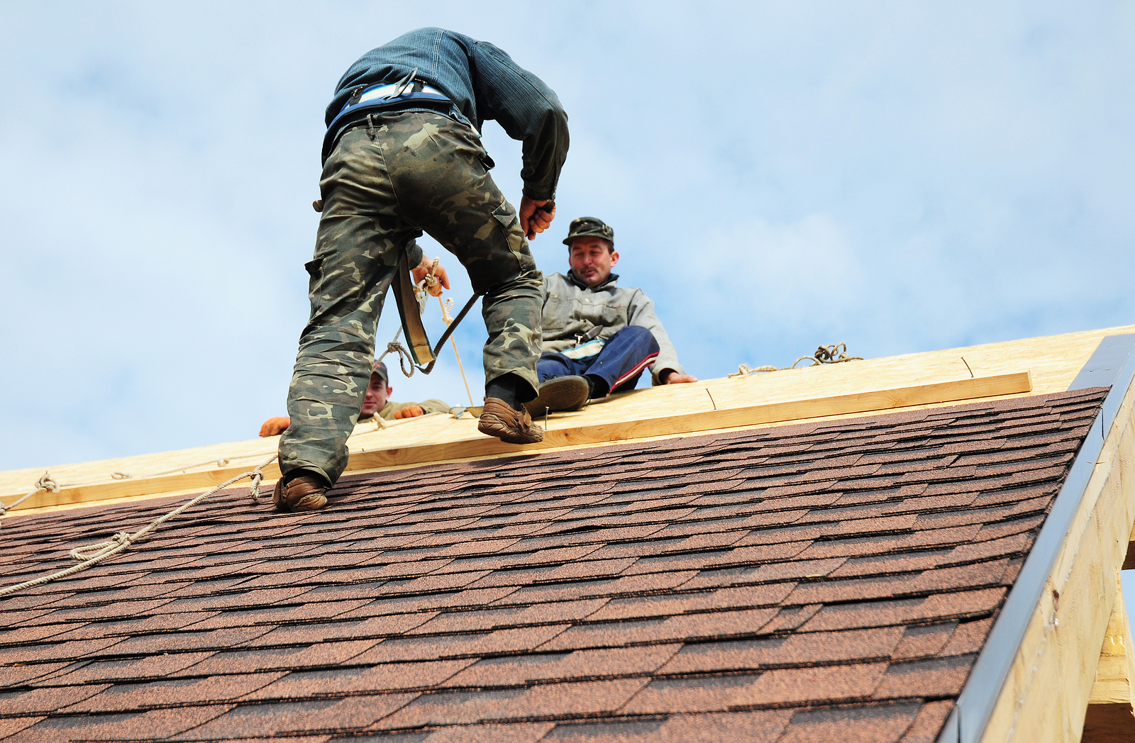 Roof Repair & Replacement Services McKinney, TX