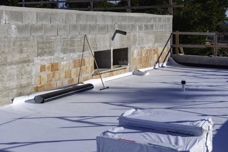 TPO Roofing Installation