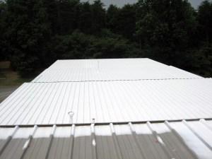 Metal Roof Coatings 101 Frisco TX
