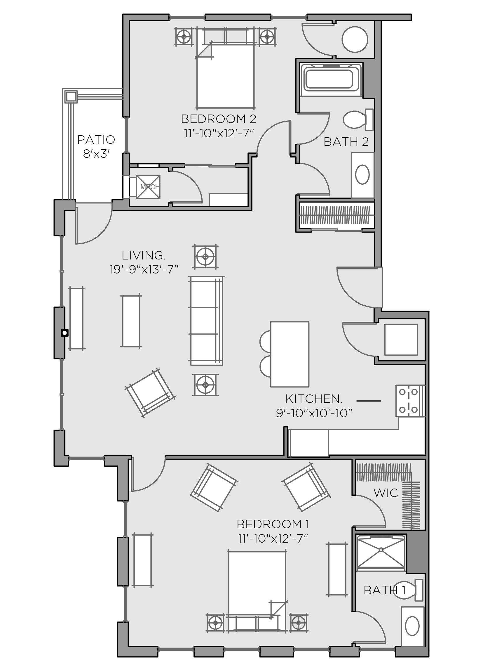 Florin Floorplan