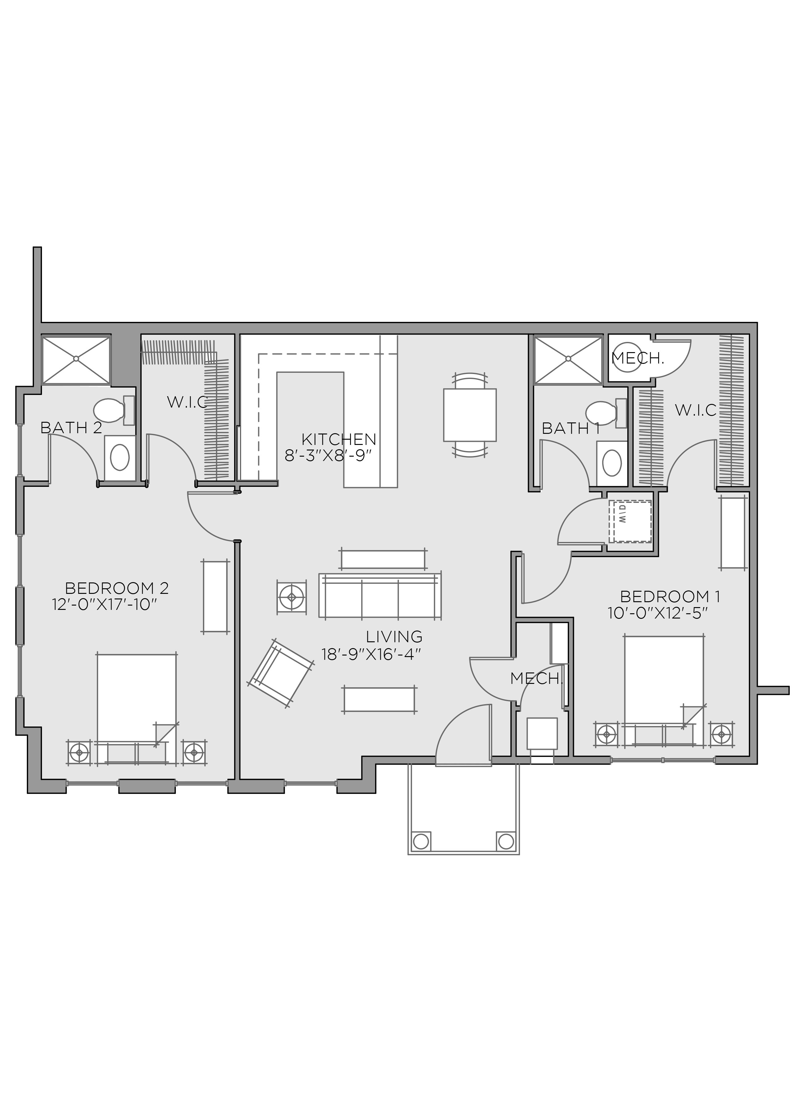 Ireland Floorplan