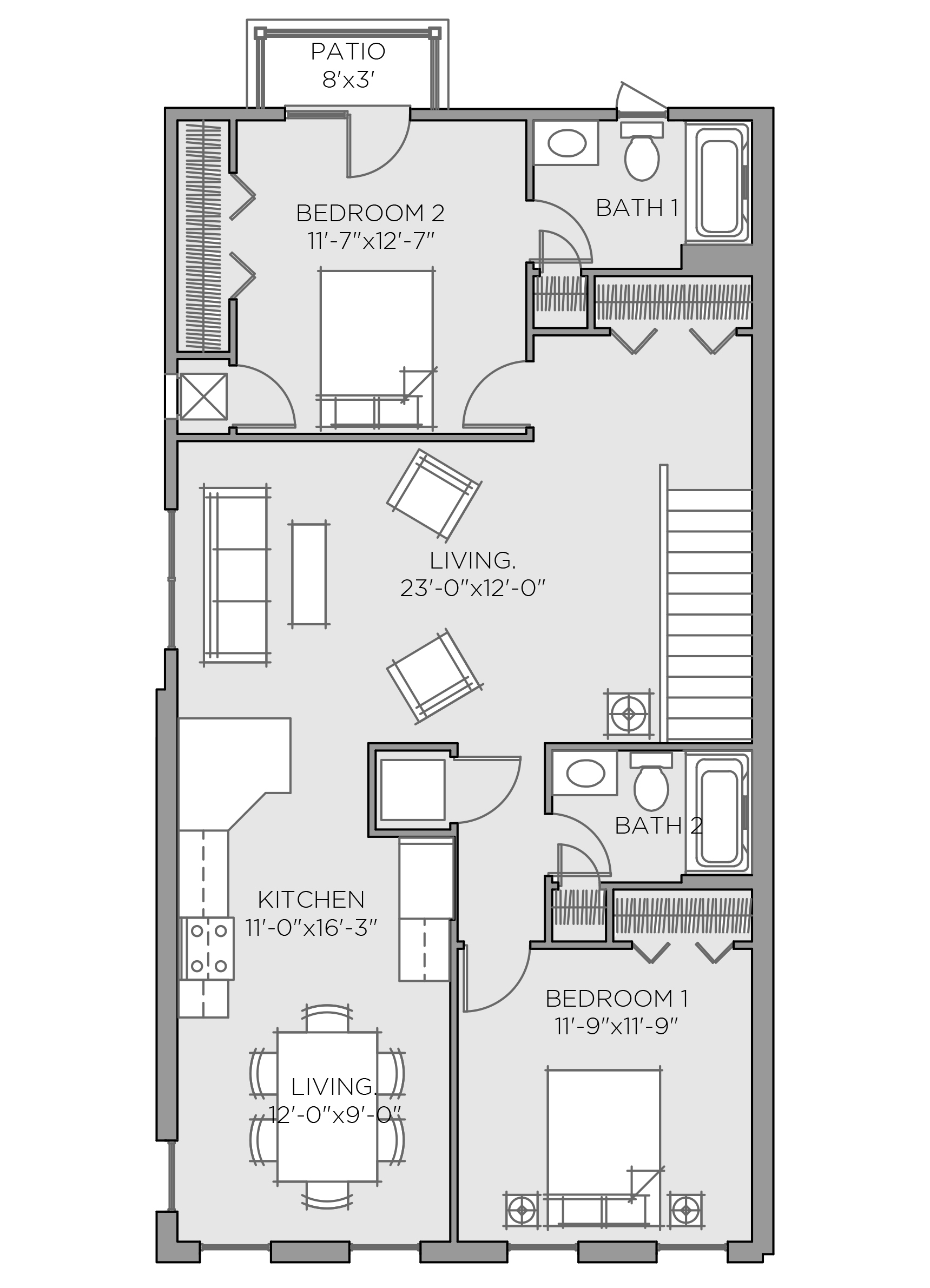 New Zealand Floorplan