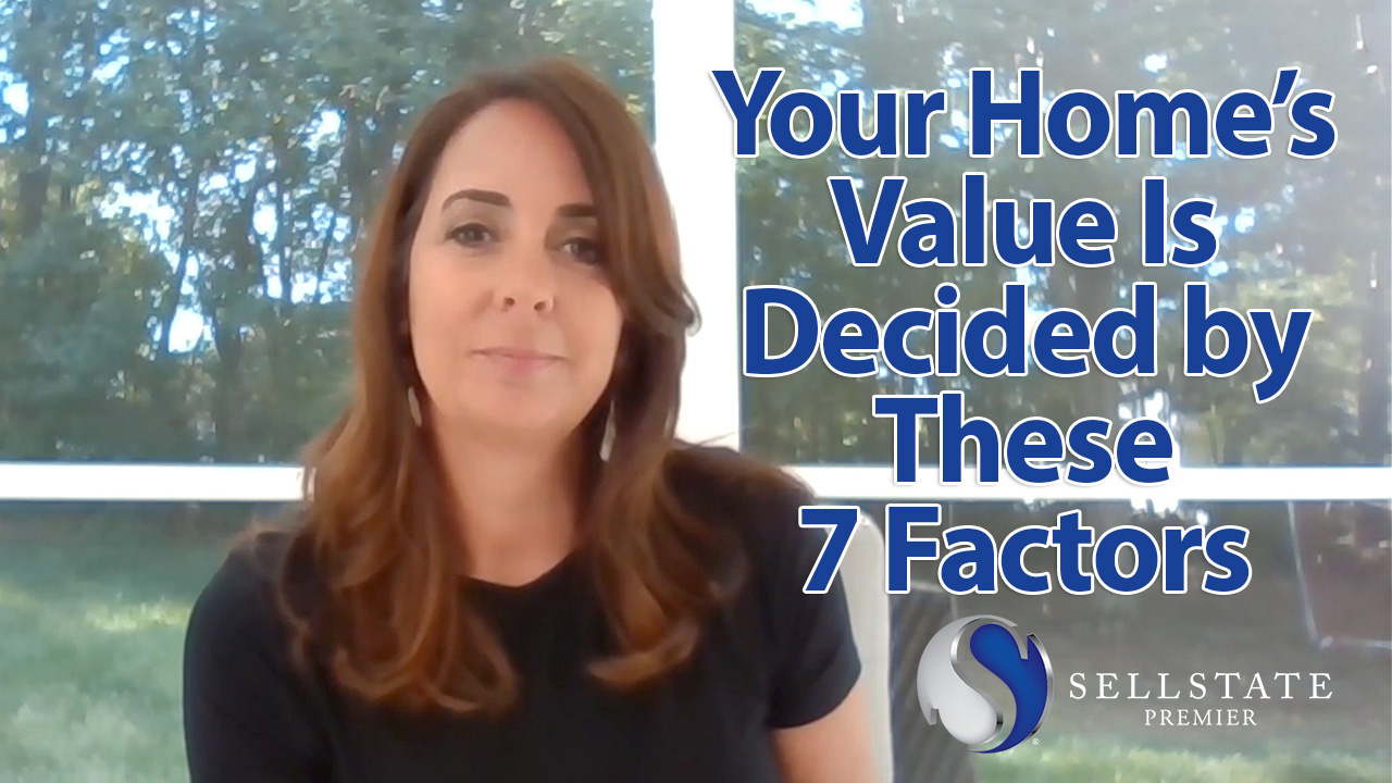 7 Factors That Decide Your Home's Value