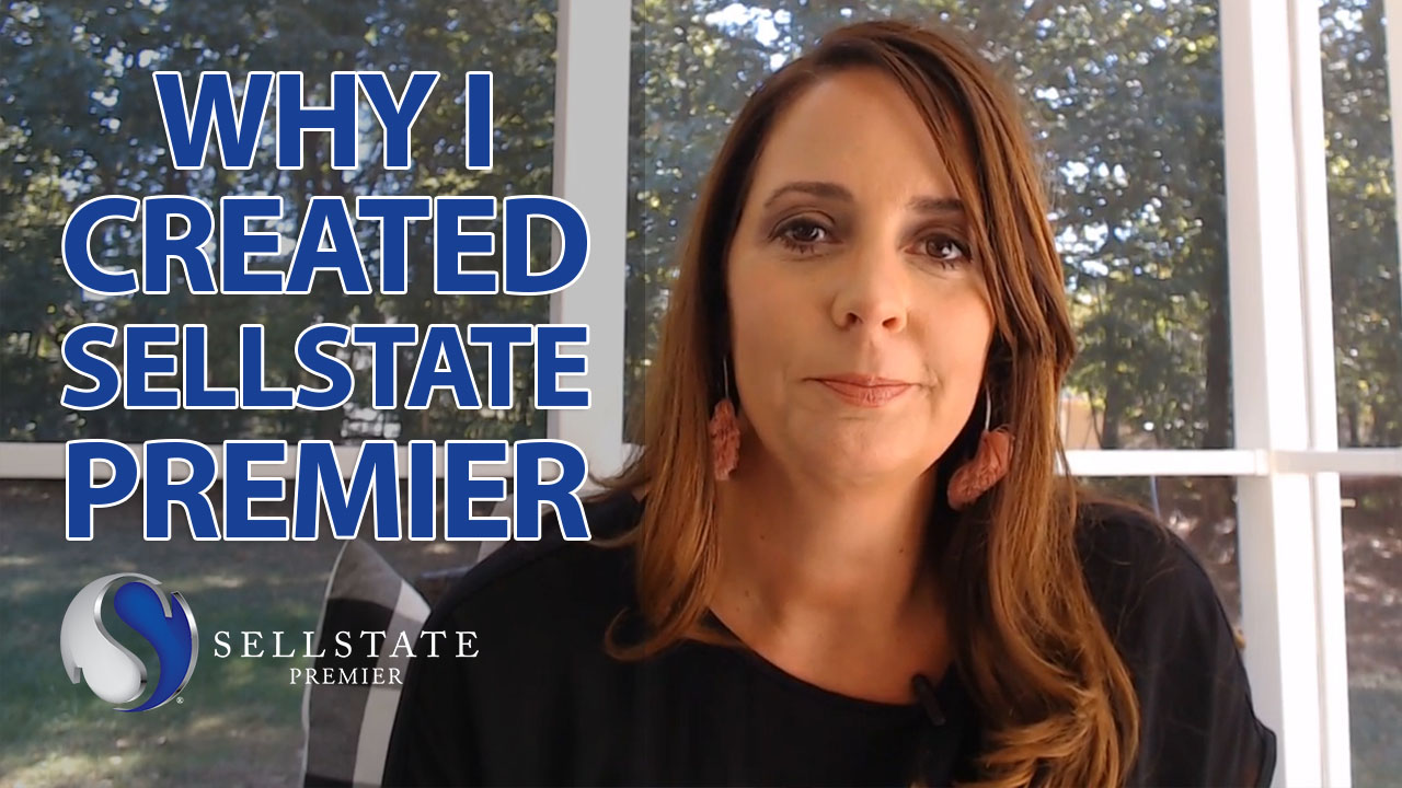 What Sparked the Idea for Sellstate Premier?