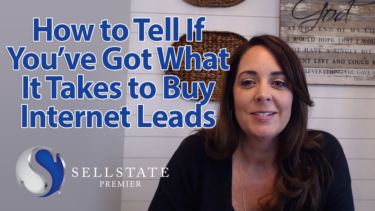 How to Handle Internet Leads