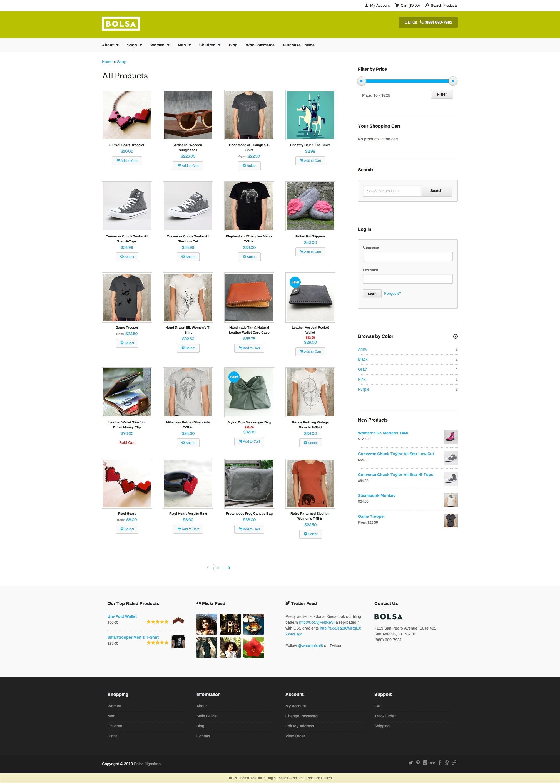 Jigoshop Products