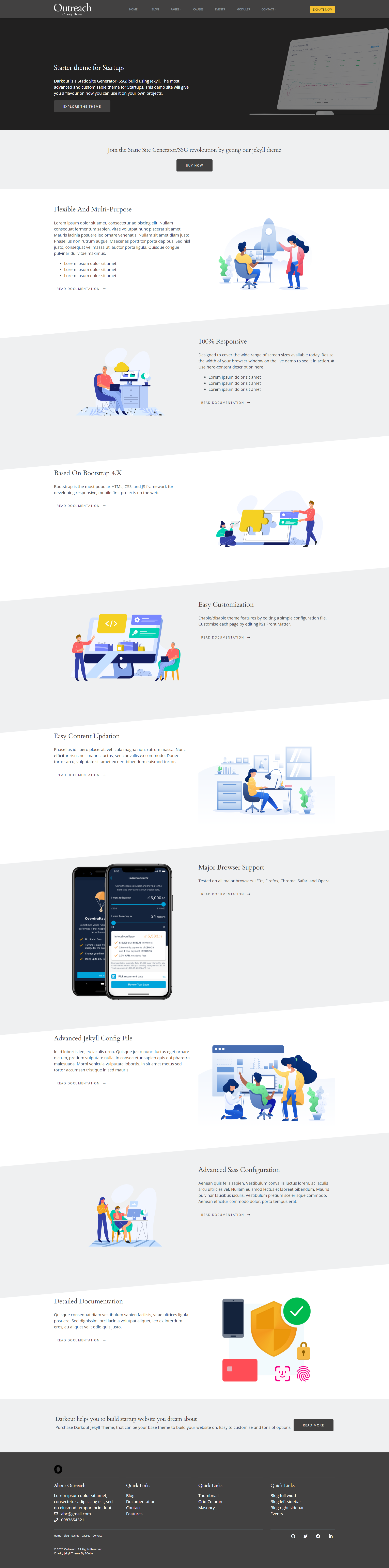 Features Page