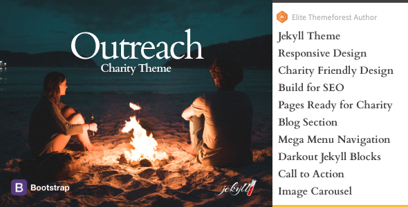 Outreach Jekyll
