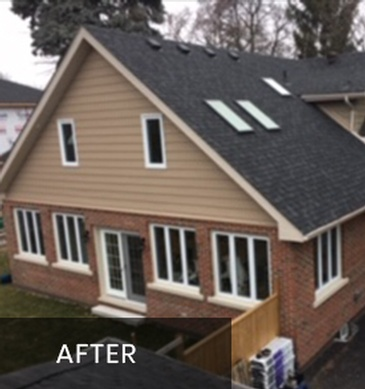 After New Home Construction North York by Arnold Homes Ltd