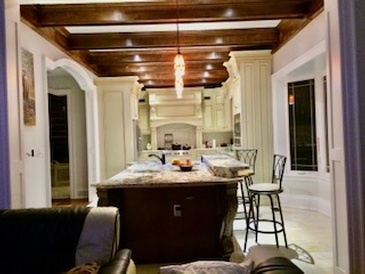 Dining Space - Kitchen Renovation Services by Renovation Contractor Brampton - Arnold Homes Ltd