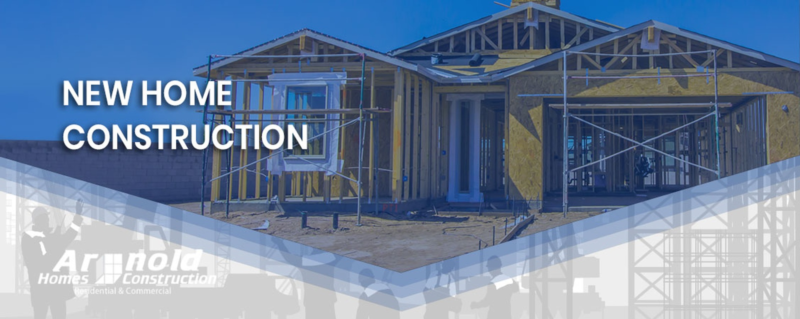 New Home Construction Services by Toronto General Contractor at Arnold Homes Ltd