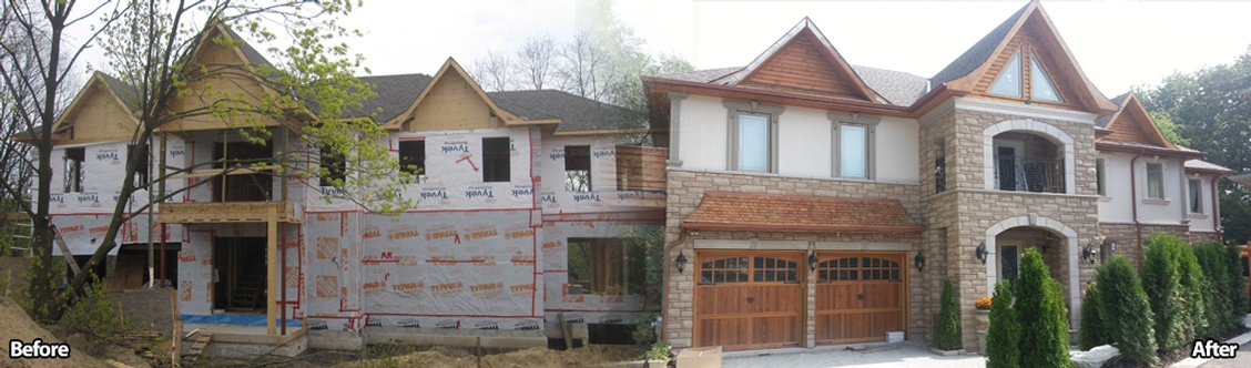 Home Renovation Services by Toronto Renovation Contractor - Arnold Homes Ltd
