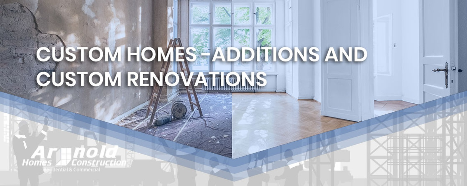 Custom Home Additions and Renovations by Arnold Homes Ltd