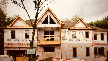 Wooden House - New House Construction Services by Toronto Renovation Contractor at Arnold Homes Ltd