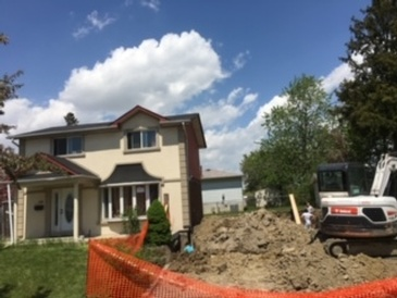 Custom Home Additions Markham by Arnold Homes Ltd