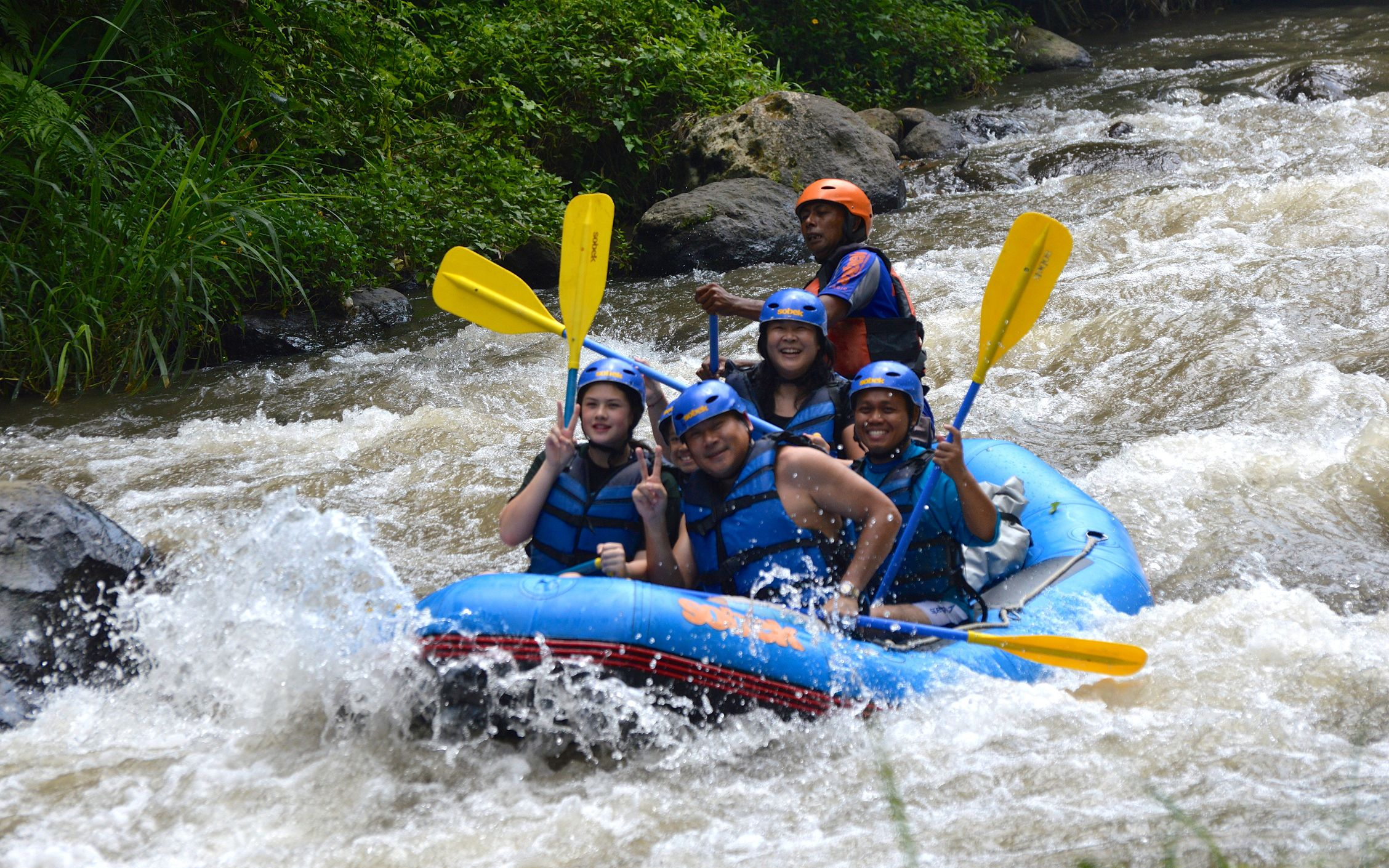 Photo of Rafting