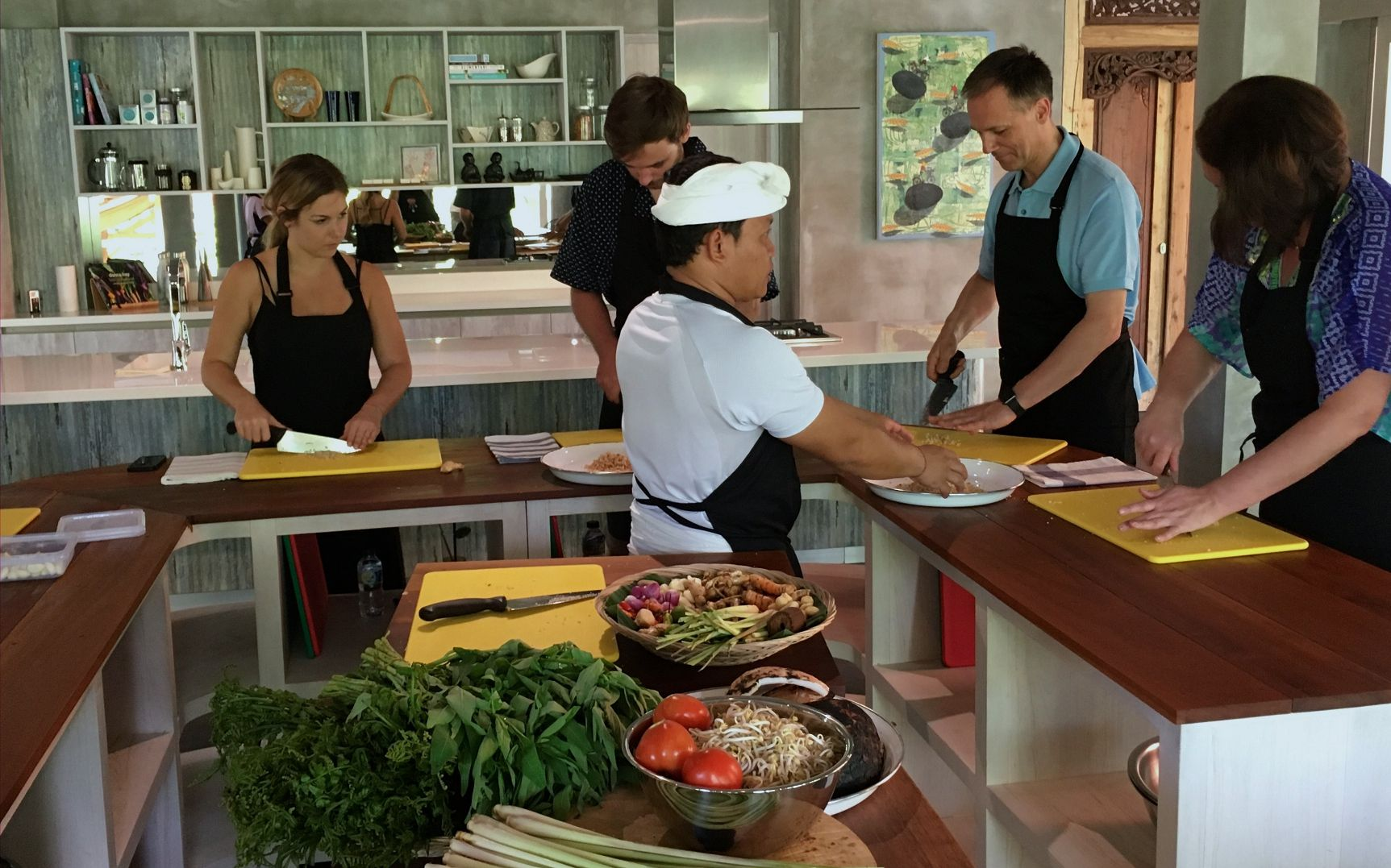 Photo of Cooking School