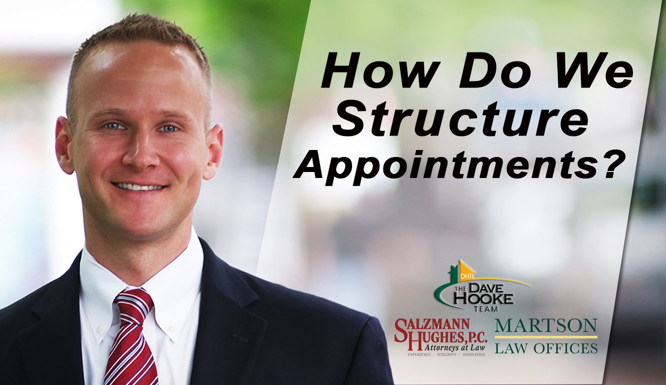 How Do We Structure Appointments With Buyers?