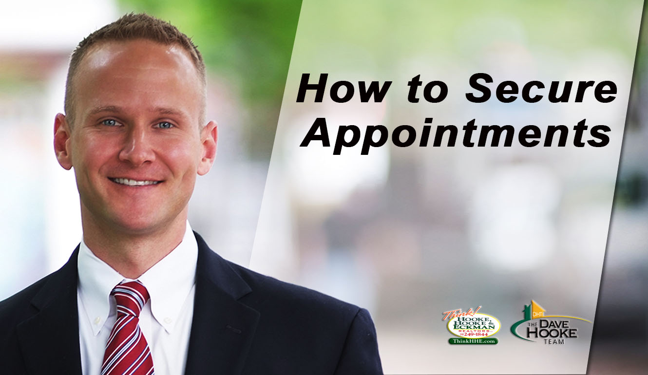 How to Secure an Appointment With a New Potential Homebuyer