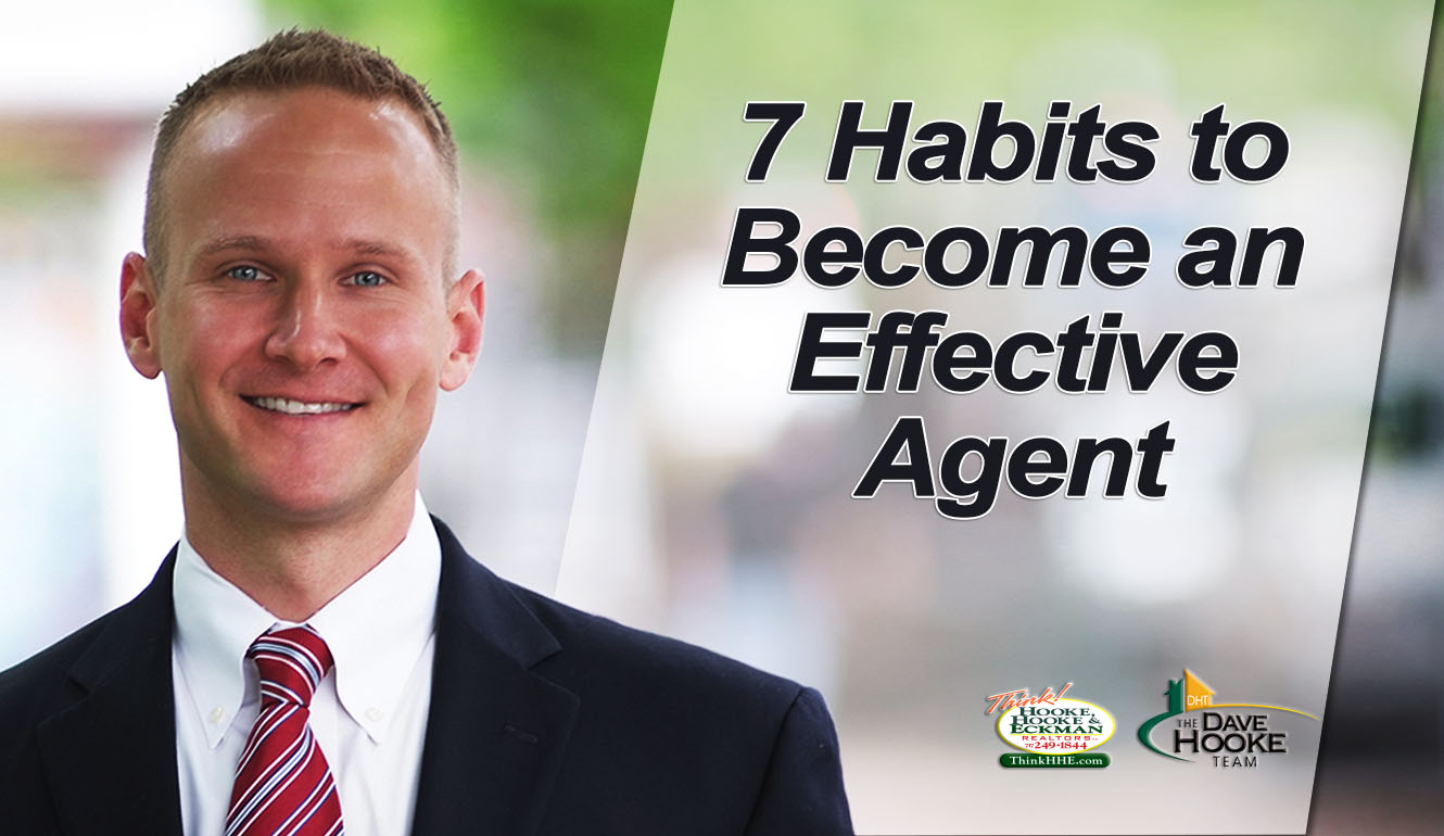 The 7 Habits of Highly Effective Real Estate Agents