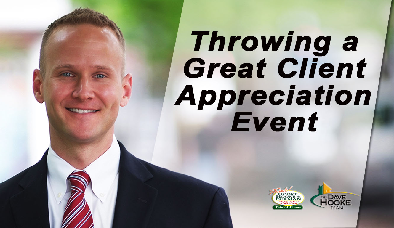 How to Throw a Great Client Appreciation Event