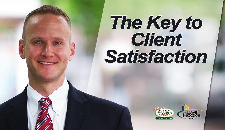 4 Ways We Improve Client Satisfaction