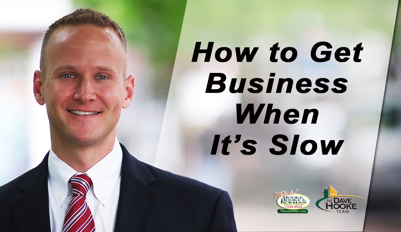 What Can You Do To Combat a Slow Business Period?